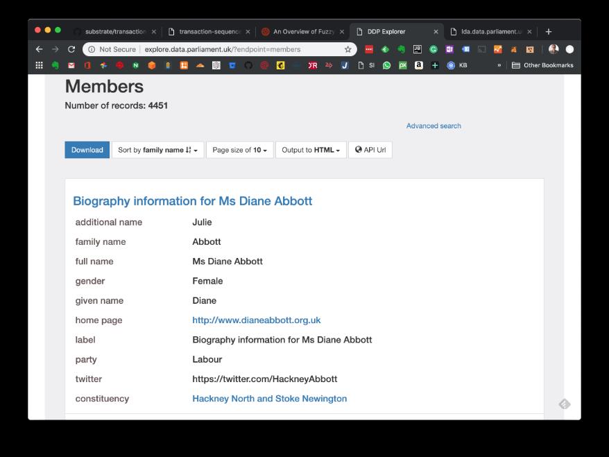 dev@cloudburo | Python Tutorial Exercise 3: Implement the govAPI_UK